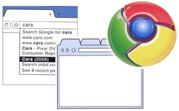 谷歌浏览器–google chrome(可乐米)即将出蛋壳!