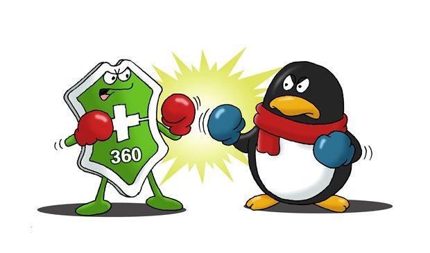 奇虎360轮番起诉腾讯百度,不在官司输赢,在于刷存在感
