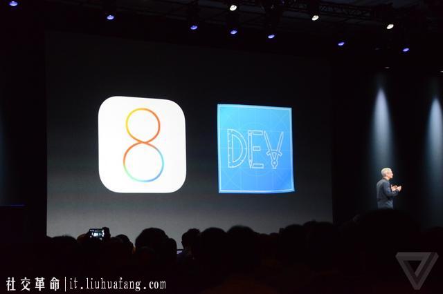 苹果2014WWDC大会解读:一体化体验vs连接一切