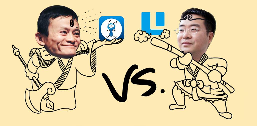 互联网金融之天地英雄,孙大圣单挑马王爷