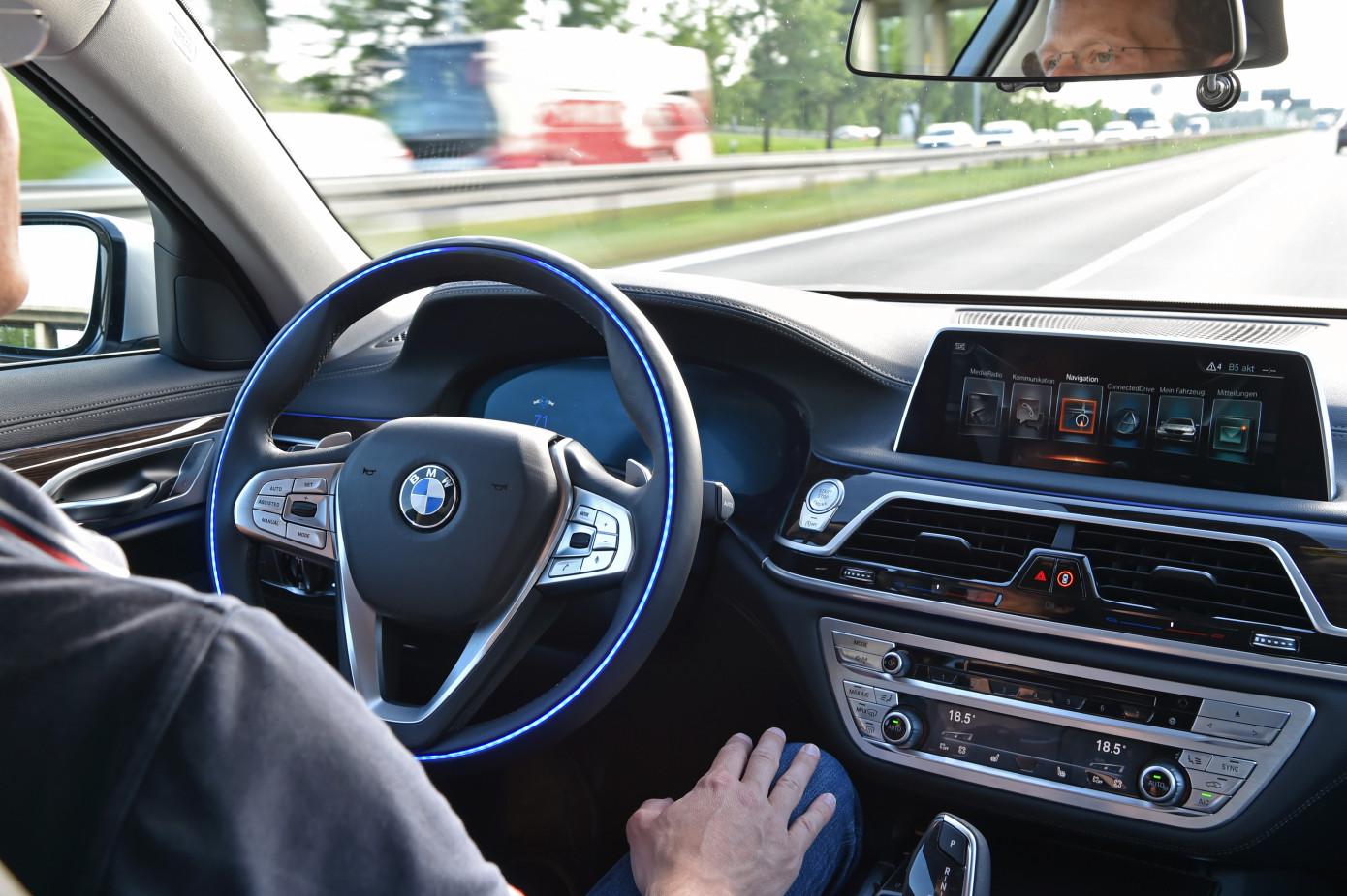 宝马、通用、福特、雷诺联合进军区块链,探索区块链用于自动驾驶