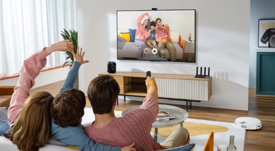 全民智慧屏,大屏新时代,华为智慧屏SE系列诠释高品价比产品